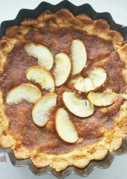 Яблочный пирог с корицей #чемпионатмира #россия