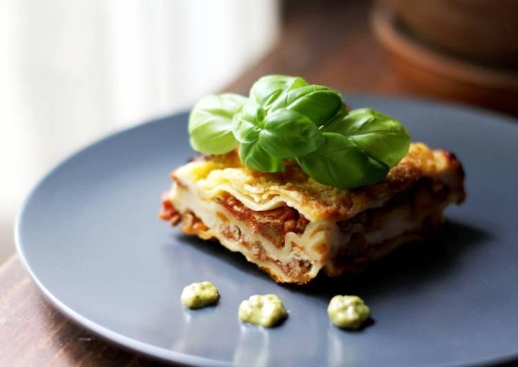 Лазанья соус болоньез рецепт 121