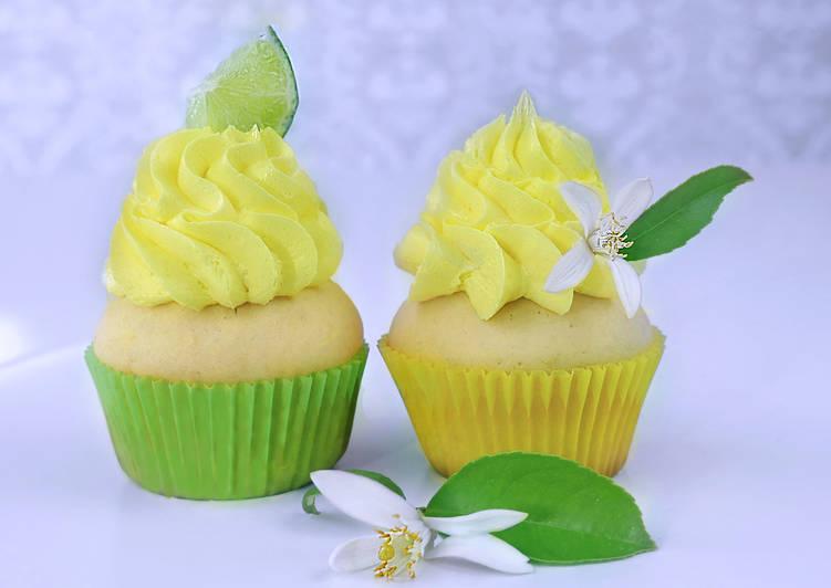 Кексики Лимонные