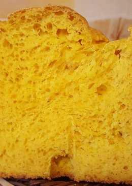 Тыквенный хлеб в хлебопечке