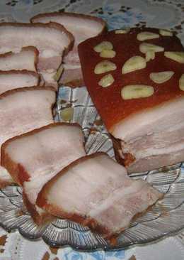 Сало горячего засола - домашний деликатес
