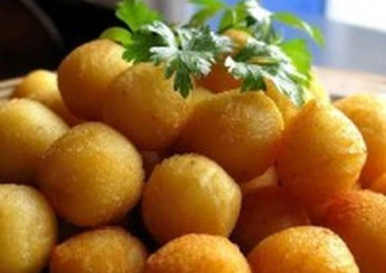 Постные картофельные «Гомбовцы»