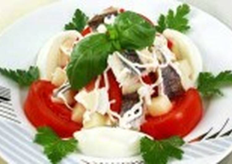 Салат с путассу