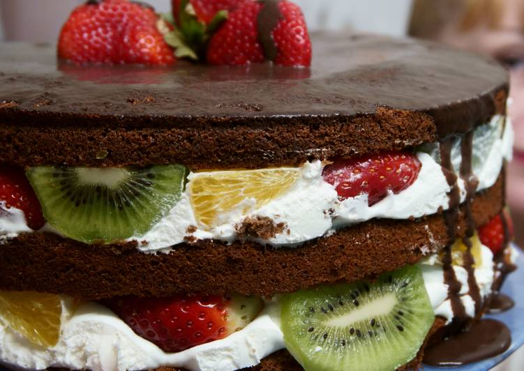 домашний торт рецепты анастасии
