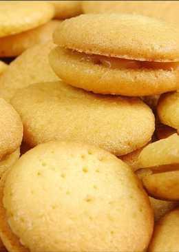Изумительное печенье за 15 минут, которое отправит вас в детство!