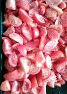 Замороженные помидоры на зиму #заготовки
