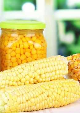 Початки кукурузы маринованные