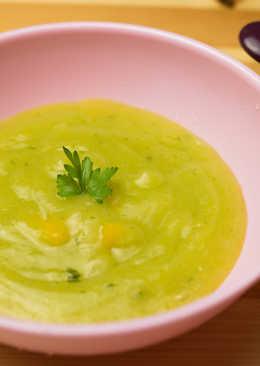 Детский овощной суп (от 1 года)