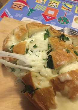 Сырный багет