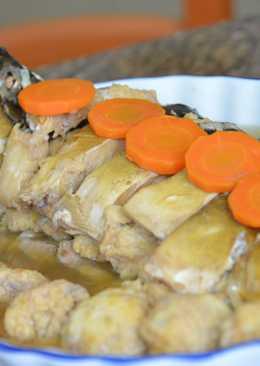 Фаршированная рыба - гефилте фиш