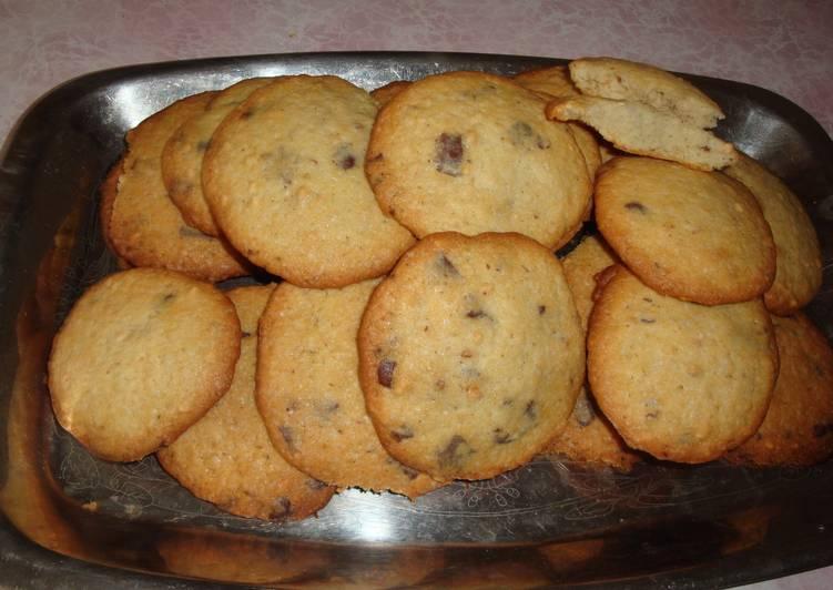 Американское печенье с Шоколадными крошками