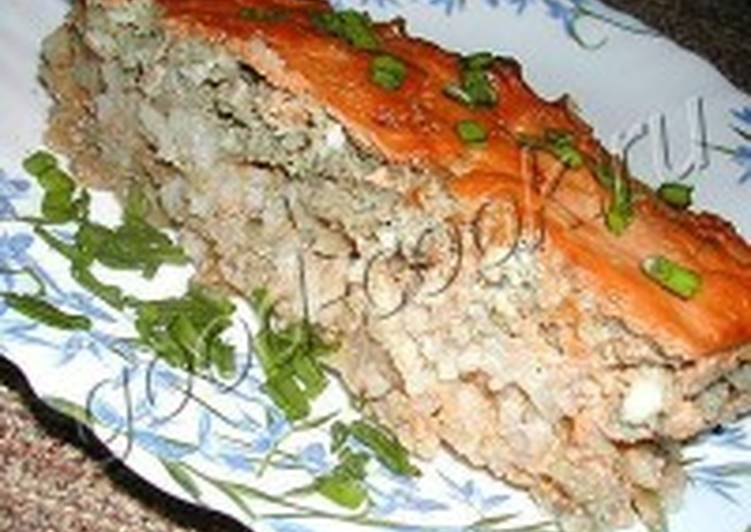 Голубцы с копченой корейкой и мясом