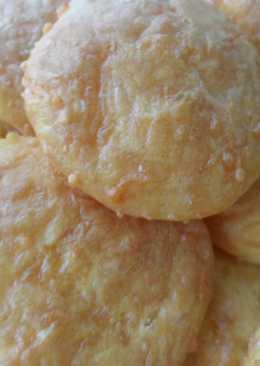 Очень вкусное сырное печенье