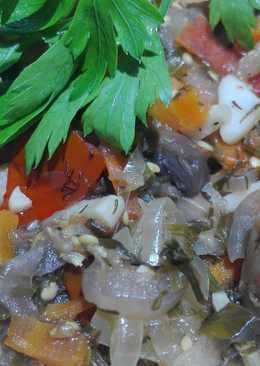 Ассорти тушеных овощей