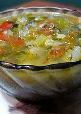 Волшебный суп для похудения: минус 7 кг за 6 дней