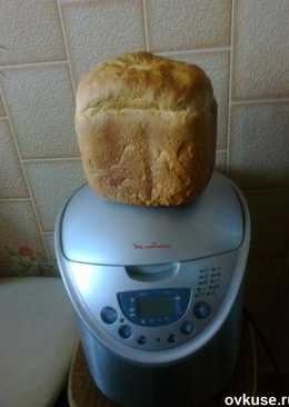 Хлеб на сыворотке в хлебопечке