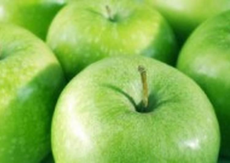Имитированные яблоки