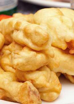 Рыба в кляре - пошаговый рецепт с фото