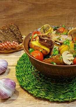 Оджахури (грузинская кухня)