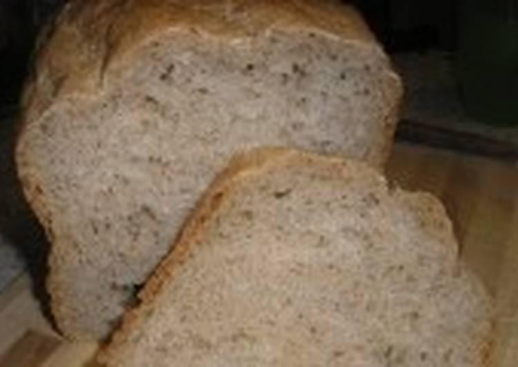 Хлеб «Чимичурри» по-аргентински
