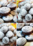 Шоколадные кексики (маффины)