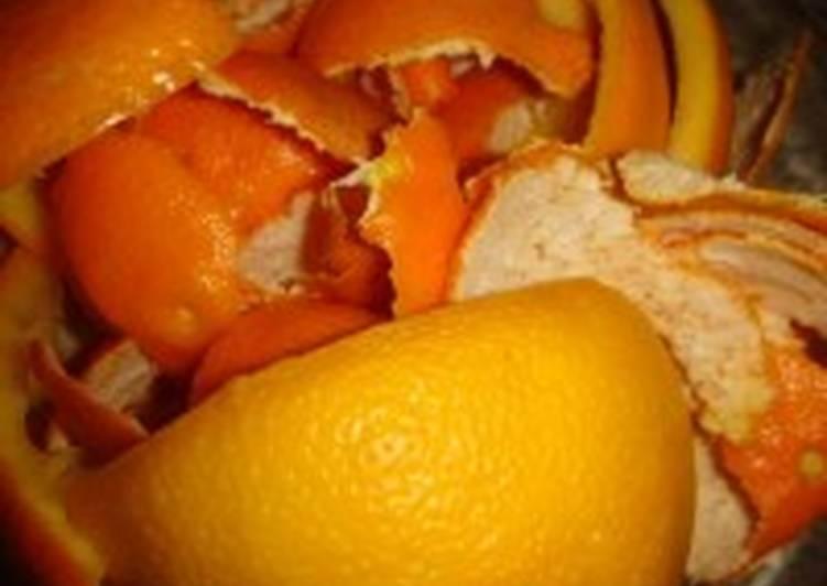 Варенье из апельсинов или мандаринов