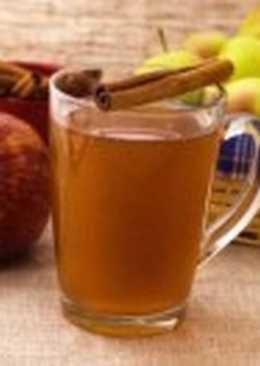 Кисель на яблочном соке