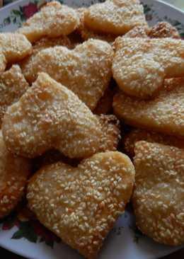 Печенье Минутка #кулинарныймарафон