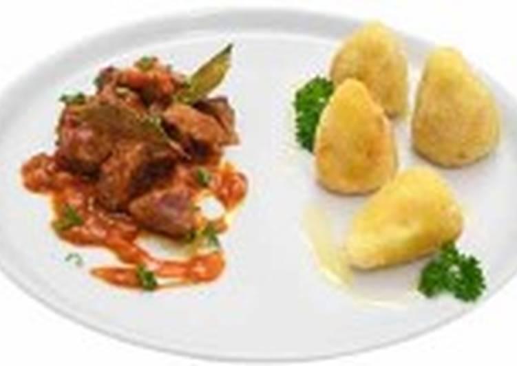 Крокеты картофельные (2)