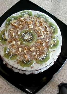 Быстрый торт в микроволновке за 5 минут