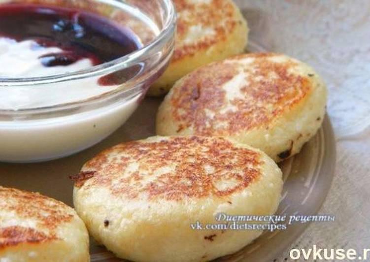 сырники низкоколорийные рецепт