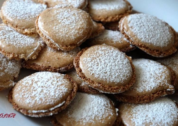 """Миндальное печенье """"Amaretti"""""""