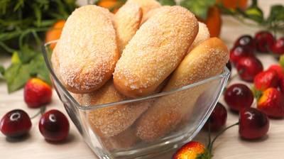Быстрое Печенье на кефире, очень просто, но очень вкусно!