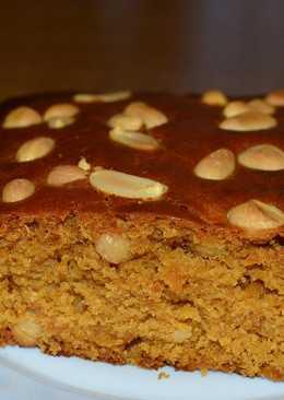 Пирог с необычным ингредиентом-постный