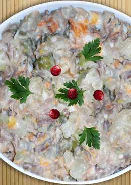 "Легендарный салат ""Оливье"""