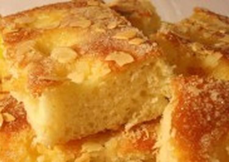 Масляный пирог по-немецки