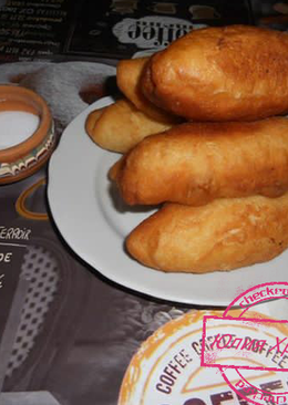 Пирожки жареные #кулинарныймарафон