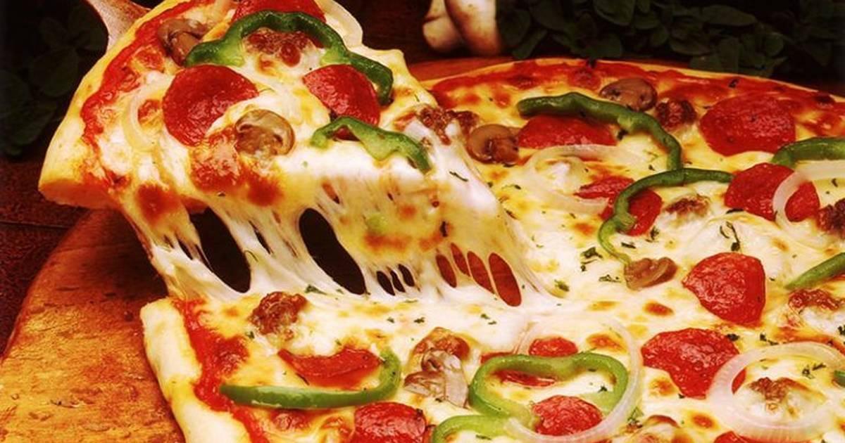 Тв еда тесто для пиццы