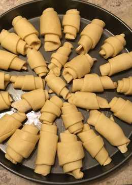 Вкуснейшие рогалики с вареньем