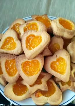 Печенье с повидлом
