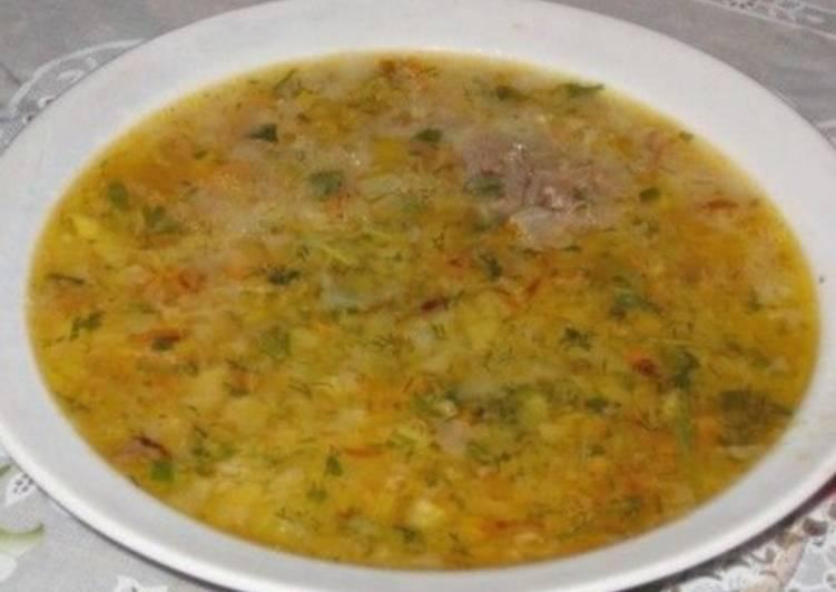 Суп «Капустняк» по-полтавски