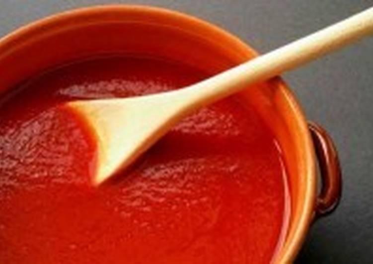 Вкусный кетчуп от хозяйки