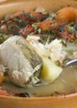 Рыбная буглама