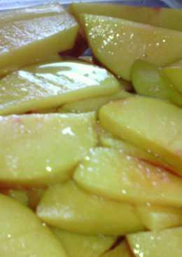 Заготовка персиков в сиропе на зиму