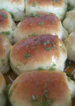 Картофельные пампушки. Супер булочки