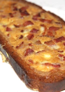 """Омлет в хлебе """"Всеми любимый завтрак по-новому"""""""