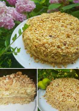 Яблочный пирог (торт)