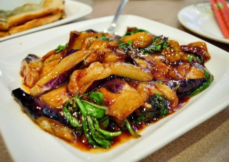 Баклажаны по-китайски