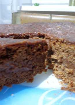 Постный торт к празднику любви, семьи и верности