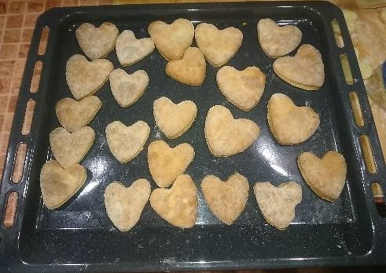 Печенья из сметаны